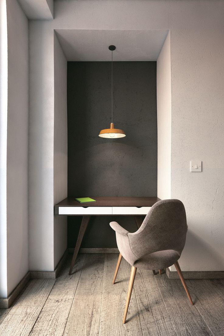 25 Minimal Home Office Designs Daphne Hansen