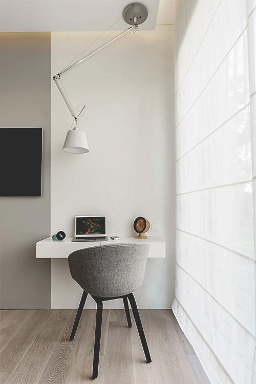 tiny workspace design inspiration